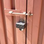 Padlock Box