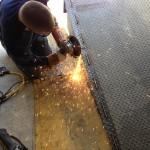Dock Plate Repair