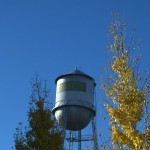 City of Tracy Water Tower