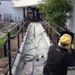NorCal Welding, Inc. ADA Handrail