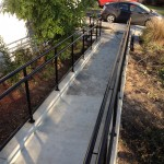 Bay Area ADA Compliant Handrail