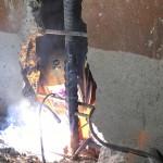 Welding Rebar