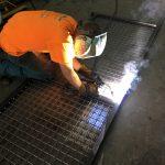 Welding Safety Railing