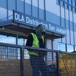DLA Safety Railing