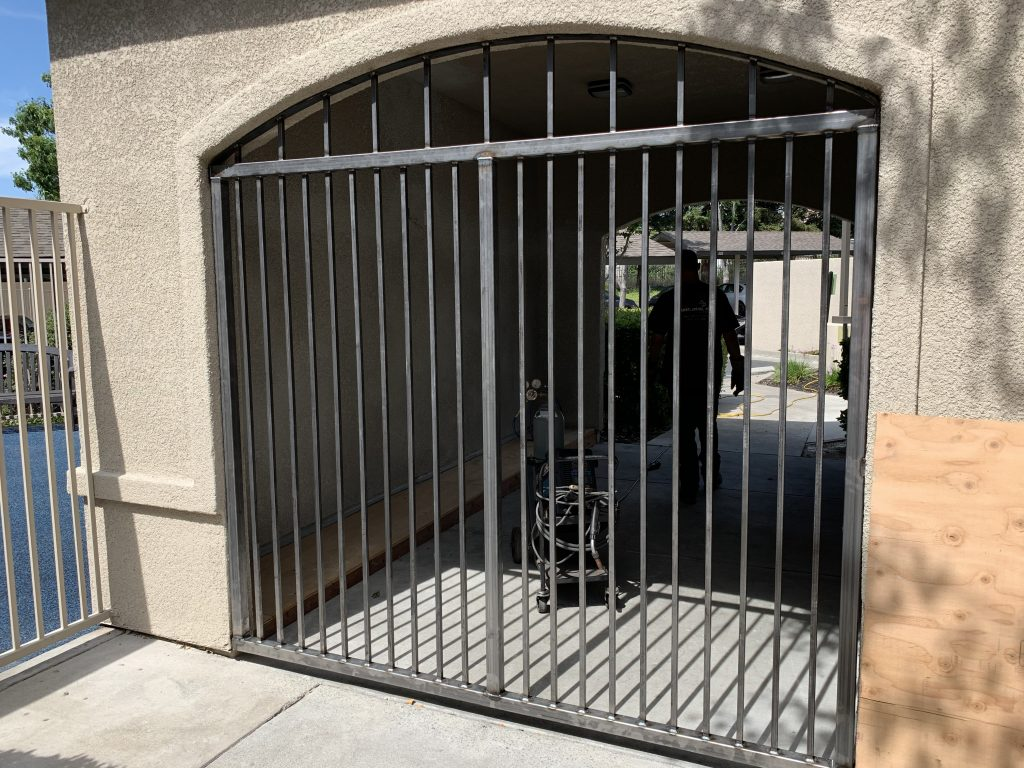 Custom Package Gates
